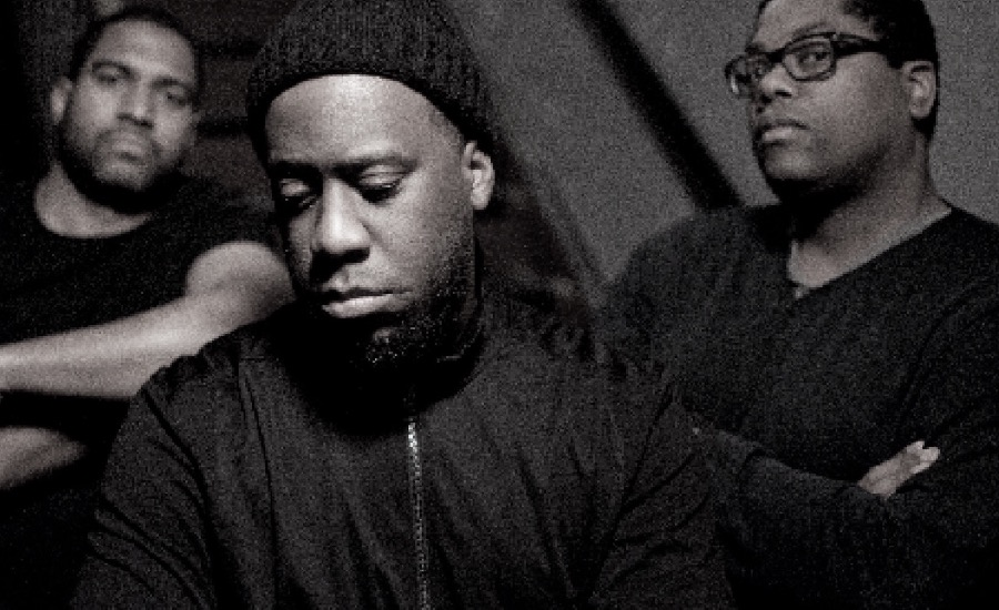 Robert Glasper Trio with DJ Sundance