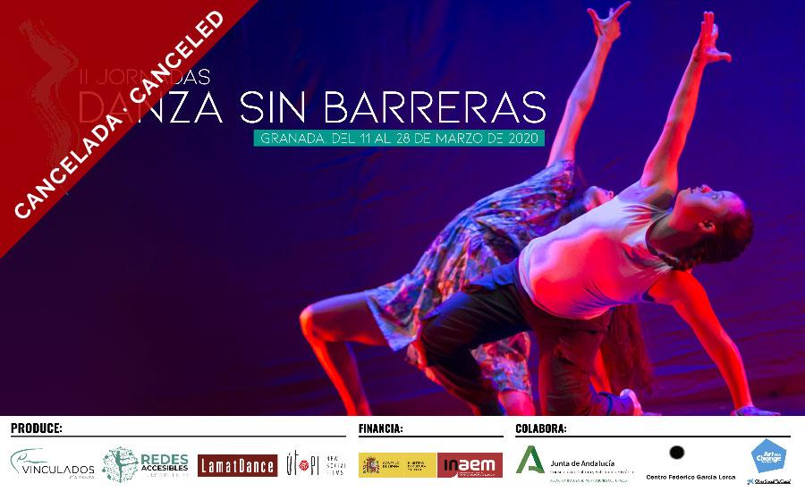 II Jornadas Danza sin barreras