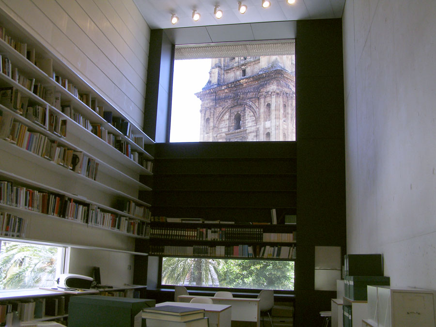 The Federico Garcia Lorca Centre Library
